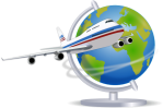 airplane-traveling-the-globe-clip-art-at-clker-com-vector-clip-art-A95bWR-clipart